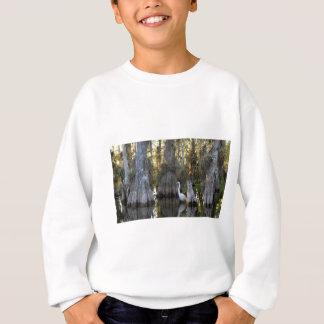 沼沢地の国立公園 スウェットシャツ