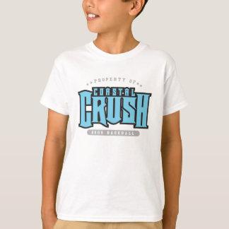 沿岸クラッシュ/揚げ物のTシャツ Tシャツ