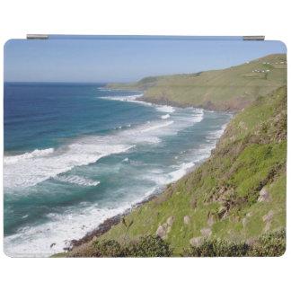 沿岸景色のコーヒー湾 iPadスマートカバー