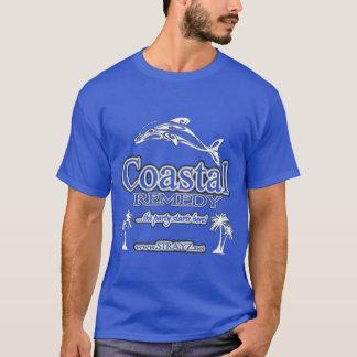 沿岸治療のデュオの人のティー Tシャツ