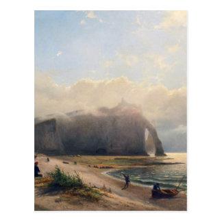 沿岸眺め-ウィレムAnthonie van Deventer ポストカード
