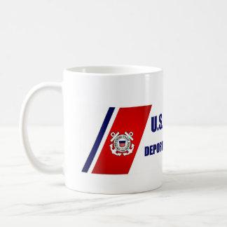 沿岸警備隊のプライド コーヒーマグカップ