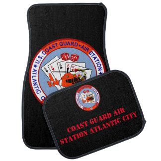 沿岸警備隊の空中撮影点アトランティック・シティ カーマット