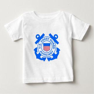 沿岸警備隊の補助者 ベビーTシャツ