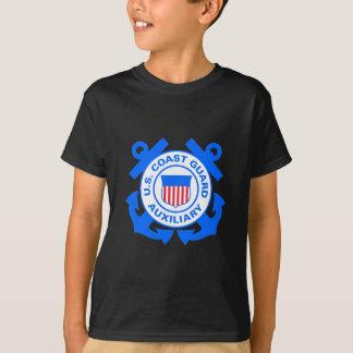 沿岸警備隊の補助者 Tシャツ