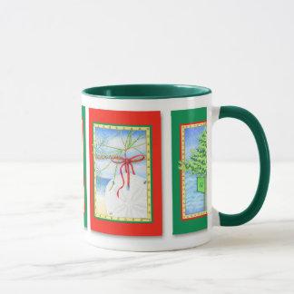沿岸Hollydays マグカップ