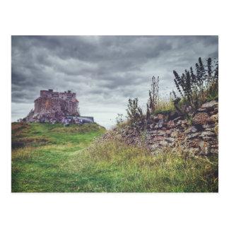 沿岸Lindisfarne ポストカード