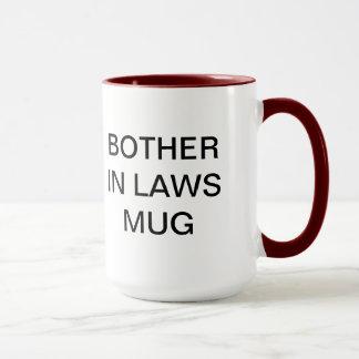 法律のマグの兄弟 マグカップ
