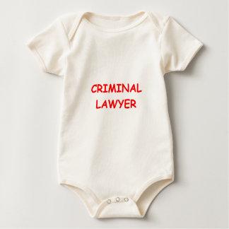 法律 ベビーボディスーツ