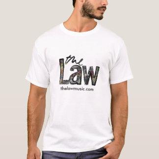 法律-メンズロゴのTシャツ Tシャツ