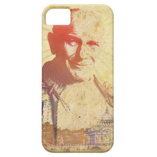 法王ヨハネパウロ二世の教皇の頂上 iPhone SE/5/5s ケース