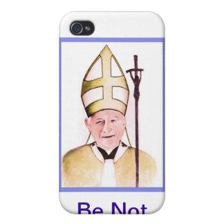 法王ヨハネパウロ二世のiphoneカバー iPhone 4/4Sケース