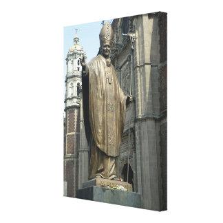 法王ヨハネパウロ二世 キャンバスプリント