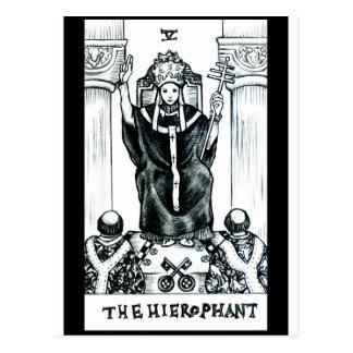法王 ポストカード