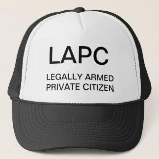 法的に武装した一般市民のカスタマイズ可能な帽子 キャップ