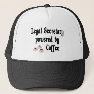 法的秘書帽子 キャップ
