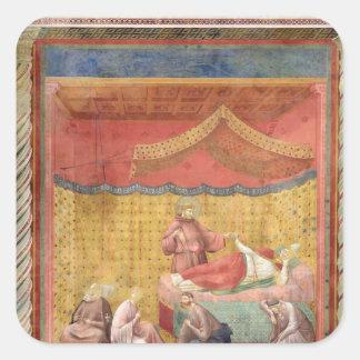 法皇のグレゴリー視野IX 1297-99年 スクエアシール