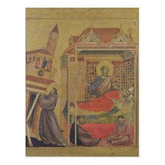 法皇のInnocent視野III、c.1295-1300 ポストカード