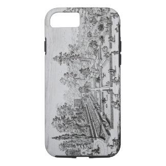 法皇のPius喜びの庭そしてパビリオンIV ( iPhone 8/7ケース