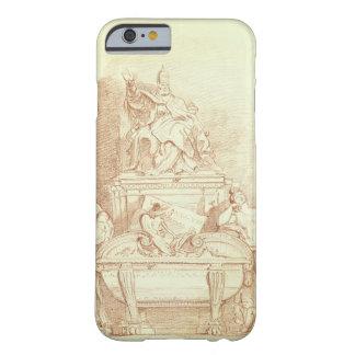 法皇のUrban墓Gianlor著VIII (1568-1644年) Barely There iPhone 6 ケース