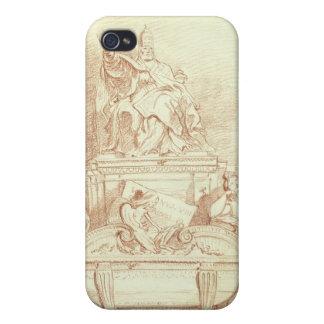 法皇のUrban墓Gianlor著VIII (1568-1644年) iPhone 4 Cover