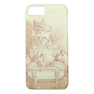 法皇のUrban墓Gianlor著VIII (1568-1644年) iPhone 8/7ケース