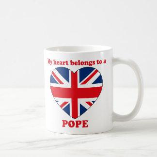 法皇 コーヒーマグカップ