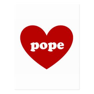法皇 ポストカード