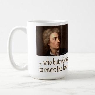 法皇: 永遠の原因 コーヒーマグカップ