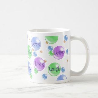 泡インスピレーション コーヒーマグカップ