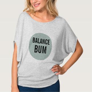 泡バランスののらくら者のワイシャツ Tシャツ