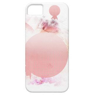 泡ポップ・アートのな電話箱 iPhone SE/5/5s ケース