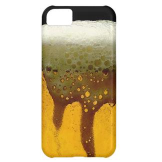 泡立ったビール iPhone5Cケース
