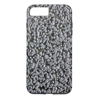 泡立つ鋼鉄(金属見るデザインの) ~ iPhone 8 PLUS/7 PLUSケース
