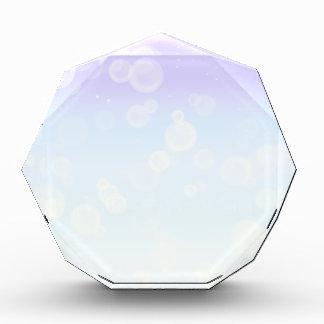 泡輝きII 表彰盾
