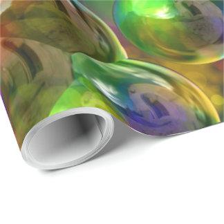 泡2包装紙 ラッピングペーパー