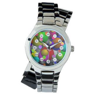 泡(ローマの顔)腕時計 腕時計
