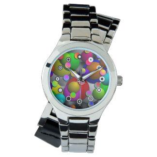 泡(二進顔)腕時計 腕時計