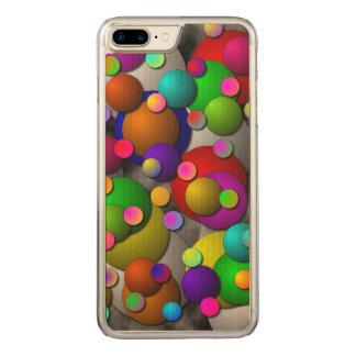 泡 CARVED iPhone 8 PLUS/7 PLUS ケース