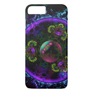 泡iPhone 7のプラスの場合内の泡 iPhone 8 Plus/7 Plusケース
