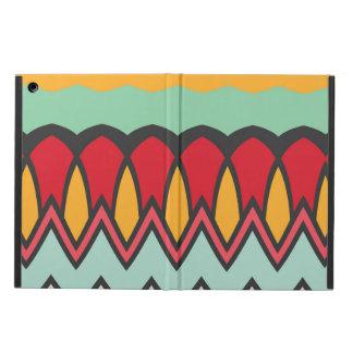 波および他の形パターン iPad AIRケース