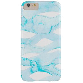 波および私達水彩画の技術の例 BARELY THERE iPhone 6 PLUS ケース