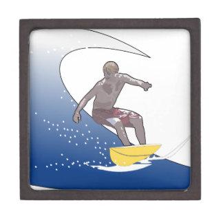 波のサーフィン ギフトボックス
