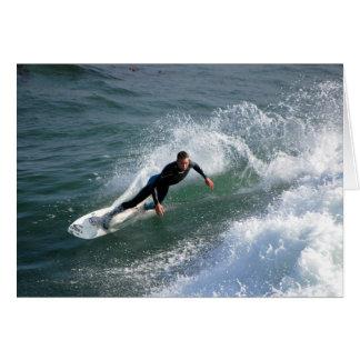 波のダンサー カード