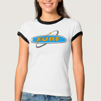 波のロゴ4 Tシャツ