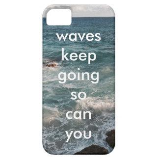 波の箱! iPhone SE/5/5s ケース