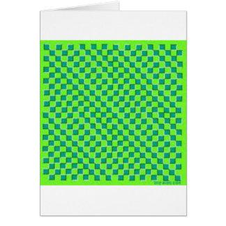 波の錯覚 カード