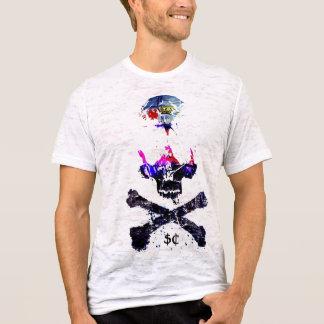 波のcaponeの自殺王ヴィンテージ tシャツ