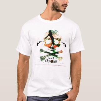 波のCapone 44 MAG Tシャツ