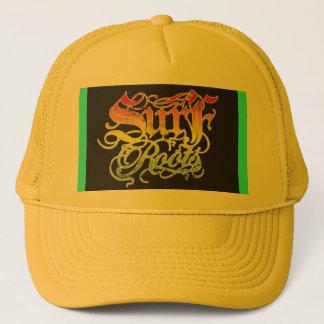 波は帽子を定着させます キャップ